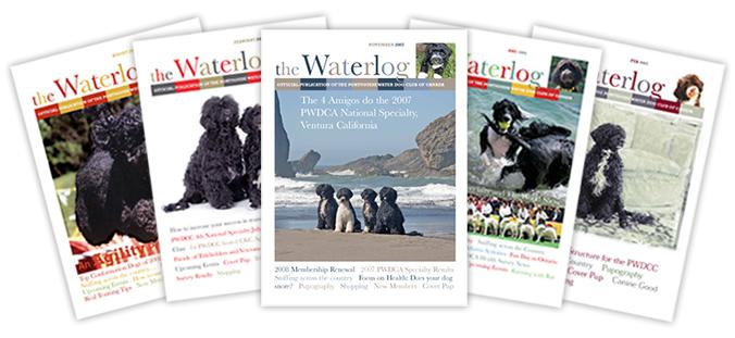 Waterlog Newsletters