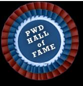 PWD Hall of Fame