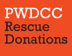 PWDCC Rescue Donations